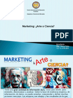 Marketing Arte o Ciencia