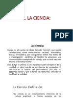 2.- La Ciencia