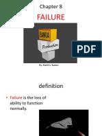 Failure Strength of Materials