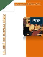 Guia de Powerpoint - Cetpro