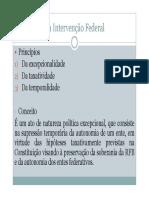 DC II - Tema 8 - Da Interven o Federal e Defesa Do Estado