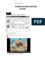 COMO DESCARGAR UN VIDEO CON ATUBE CATCHER.docx