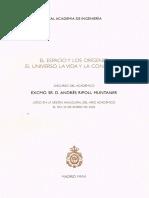 Andrés Ripoll Muntaner_El Espacio y los Orígenes. El Universo, la Vida y la Conciencia. Lección Inaugural 2006.pdf