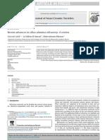 Recent advances in silica-alumina refractory