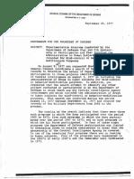 Dod Memorandum Mkultra 1977