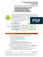 PL2303HXD Android Demo Application User Manual