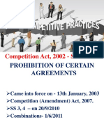 5 Anti Competitive Agreement