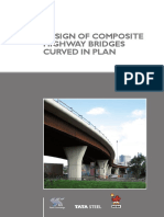 [SCI PublICatIon P393] D C Iles - Design of Composite Highway Bridges Curved in Plan (2012, SCI (the Steel Construction Institute))