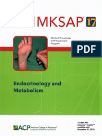 MKSAP 17 Endocrinology and Metabolism PDF