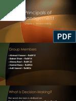 Final Principles of Management - Babar Khan