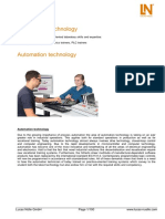 3332 E Automation Technology With Siemens PLC