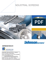 Johnson Industrial Screens