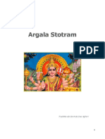 Argala Stotram