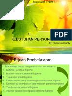 Personal Higiene