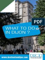 Que Faire a Dijon En
