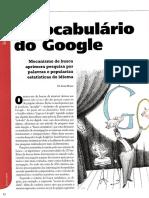 Rv - O Vocabulário Do Google