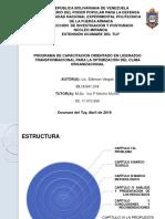 LIDERAZGO TRANSFORMACIONAL PARA LA OPTIMIZACIÒN DEL CLIMA ORGANIZACIONAL.pptx