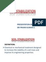Soil Stabilization Techniques