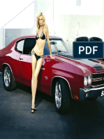 1280x1024 Model and 1970 Chevelle Ss