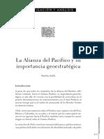 La Alianza Del Pacífico y Su Importancia Geoestrategica