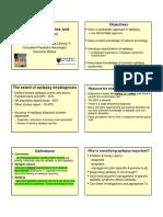 Paediatrics Epileptiform Disorders