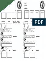 Sprawl Character Sheet A5