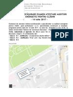 Anunt locatii examen AE_iulie 2017.doc