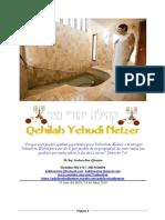 Parashat Tazría, Metzora # 27, 28 Adul 6018