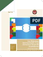 Las Relaciones Internacionales y La Estructura Social de Acumulacion