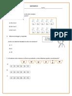 Prueba Diag. Math 2