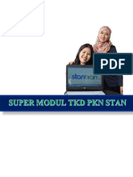 Buku Tkd Pkn Stan (Bimbel Stanbrain)