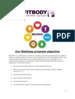 BEFITBODY Wellness Menu of Services