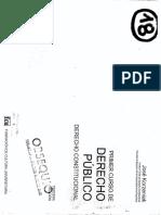 Korzeniak - Derecho Publico