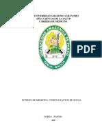 Incidencia de Dengue y Chikungunya de Enero a Junio en La Comunidad San Pedro Del Municipio de Bolpebr1