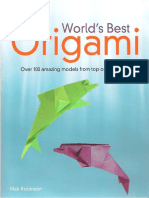Pdf origami insects and their kin