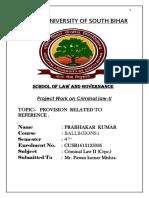 Prabhakar Crpc