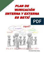 Plan de Comunicación IES