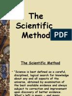 8 - The Scientific Method - Summary