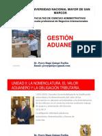 SSESION 07 La Obligación Tributaria Aduanera,