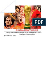 Mundial 2010 - Resultado Final