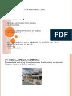 Analisis de Una Ips Eduard