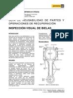 SSBF8063-01-FESAA - Bielas - Inspección Visual
