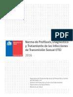 NORMA GRAL. TECNICA N° 187 DE PROFILAXIS, DIAGNOSTICO Y TRATAMIENTO DE LAS ITS.pdf