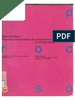 Manfred Maier - Procesos Elementales de Proyectacion y Configuracion - Tomo 1