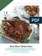 Have More Turkey Days!