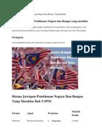 Skema Jawapan Pembinaan Negara Dan Bangsa Yang Merdeka _ Nota Sejarah