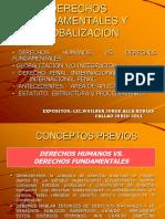 Derechos Fundamentales y Globalizacion Corte Penal Internacional