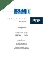 Final Report - RTA