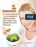 Cholesterol Special Report Spanish
