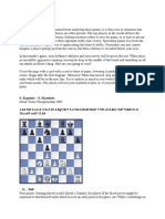 How Good is Your Chess - Queen's Gambit Declined (Kapnisis-Skembris)